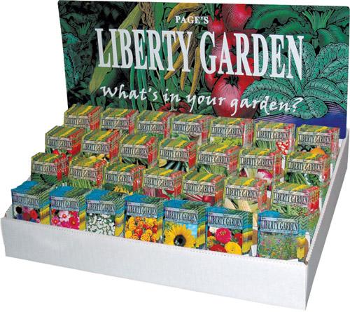 liberty garden seed - Liberty Garden